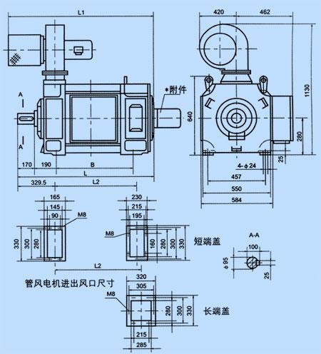 直流电机|z4直流电机|z系列直流电机|无锡锡杉电机